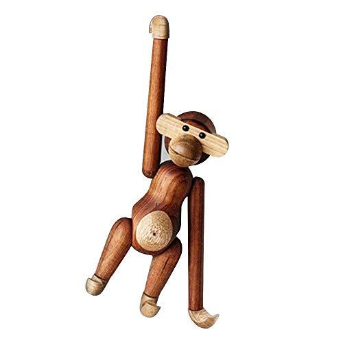 wood monkey - 1