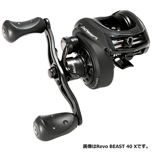 Abu Garcia Revo Beast X Low Profile Baitcast Fishing Reel