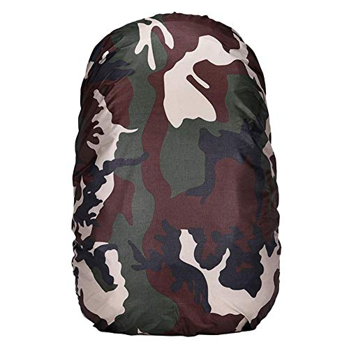 Noete Funda impermeable para mochila, perfecta para camping, senderismo y actividades al aire libre, M (40 – 50 L)