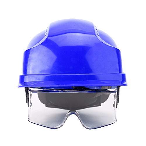 Casco di sicurezza, Elmetto di protezione Height Endurance, casco per visiera e casco protettivo per casco(arancia)