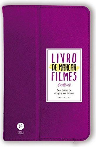 Livro de marcar filmes: Seu Diário De Viagens Na Telona