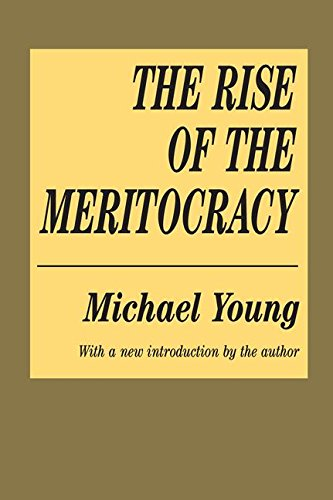 Image OfThe Rise Of The Meritocracy