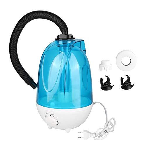 Unibell 4L Tropical Anfibios del Reptil silencioso humidificador nebulizador con el Tubo de extensión 100-240V (Enchufe)
