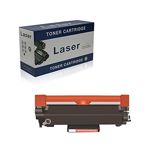 Compatible Reemplazo De Cartuchos De Tóner para Brother TN730 TN-730 para Su Uso con Brother HL-L2350DW L2390DW L2395DW L2370DW DCP-L2550DW MFC-L2710DW L2750DW Impresora,1 Pack