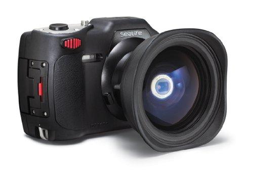 SeaLife DC1400 Reef Edition HD Underwater Digital Camera with Fisheye Lens & Travel Case Waterproof up to 200 ft. (60m)