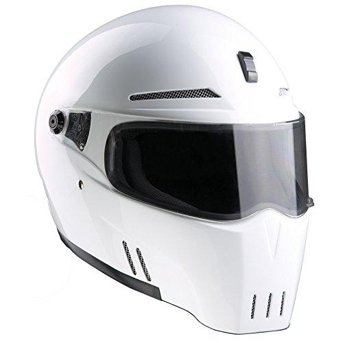 Bandit Alien II Casque de moto Avec