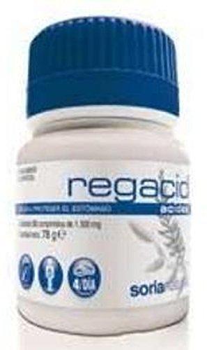 Soria Natural Regacid Vitaminas - 60 Unidades