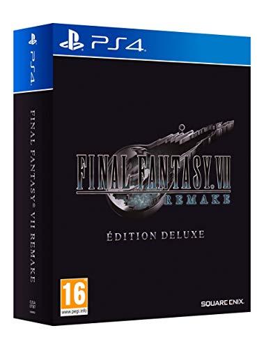 Final Fantasy VII: Remake - Edition Deluxe