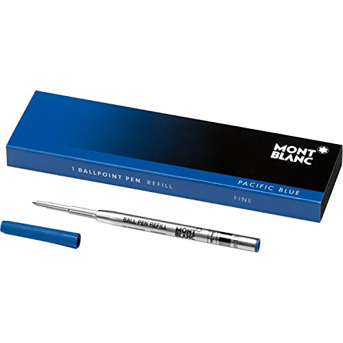 Kugelschreiber-Mine Pacific Blue (F)