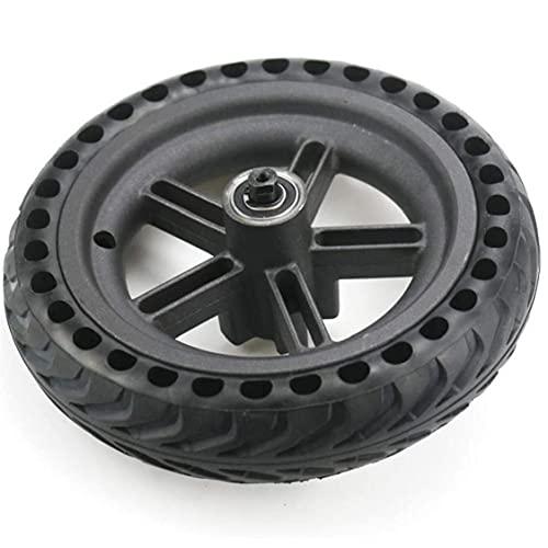 Liadance Reemplazo sólido Cubo de neumático Vespa neumáticos Rueda Ruedas eléctrica para Vespa eléctrica Monopatín de Bicicletas