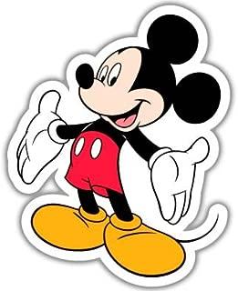 Mickey Mouse Disney Vynil Car Sticker Decal - 4