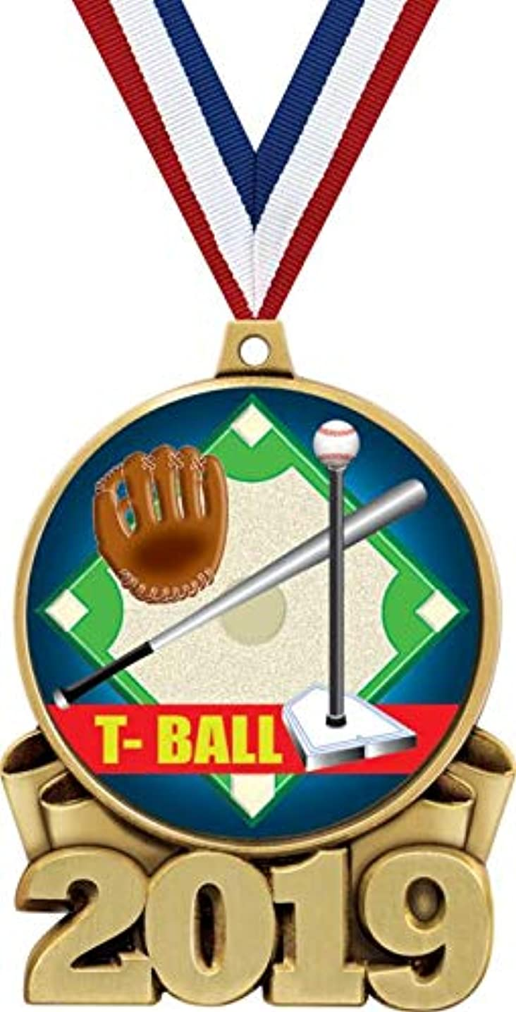 T Ball Medals, 3
