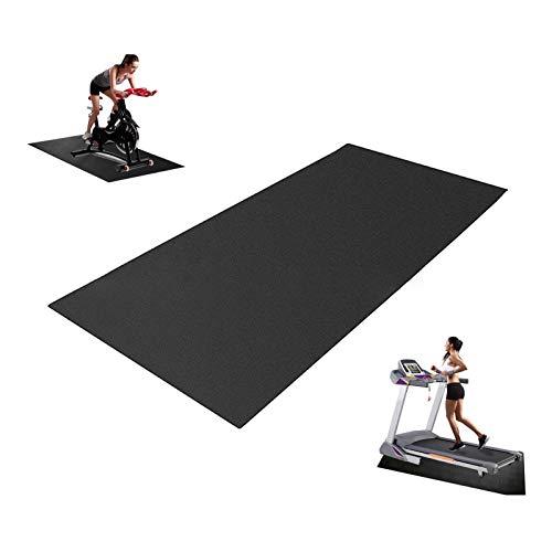 osmanthus Eva Unterlegmatte Laufband | Bodenschutzmatte für Laufband und Heimtrainer | Yoga Matte | Multifunktionsmatte & Sportmatte | rutschfest & Schalldämmend