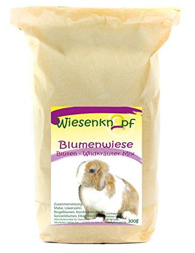 Wiesenknopf Blumenwiese blumiger Kräutermix 300g
