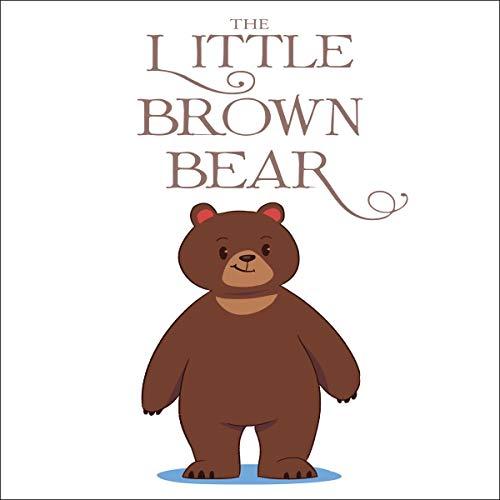 The Little Brown Bear audiobook cover art