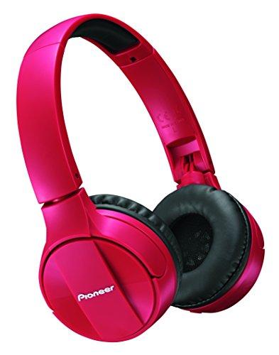 Pioneer SE-MJ553BT-R - Auriculares inalámbricos Bluetooth