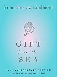 "Gift from the Sea by Anne Morrow Lindbergh won my ""Book Oscar"" for best nonfiction!"