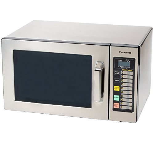 Commercial Series NE-1064F Pro Commercial Microwave Oven 1000 Watts Touch Control Keypad