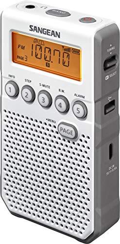 DT-800 Weiß +Batt
