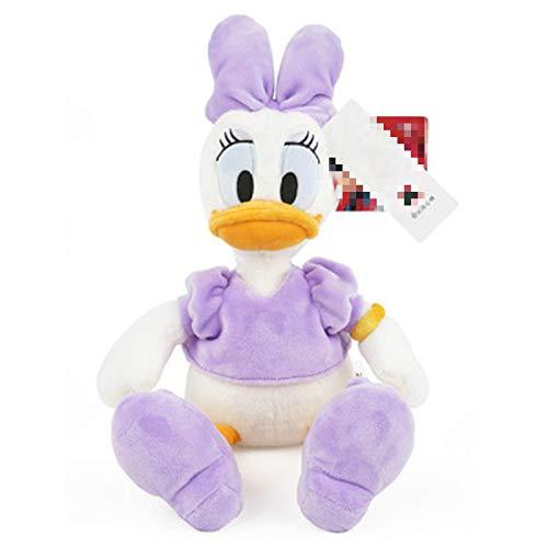 siqiwl Juguete Felpa 30cm Pato Donald Und Daisy Plüsch Heißer Spielzeug Tier Stofftier PP Baumwolle Puppen Geburtstag Weihnachten Neue Jahr Präsentiert Für Kinder