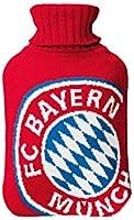 FC Bayern München Wärmflasche Logo Geschenk
