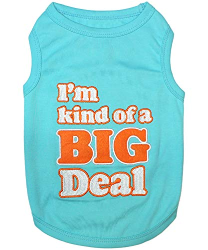 Parijse huisdier ik ben een soort van een big deal T-Shirt, X-Large