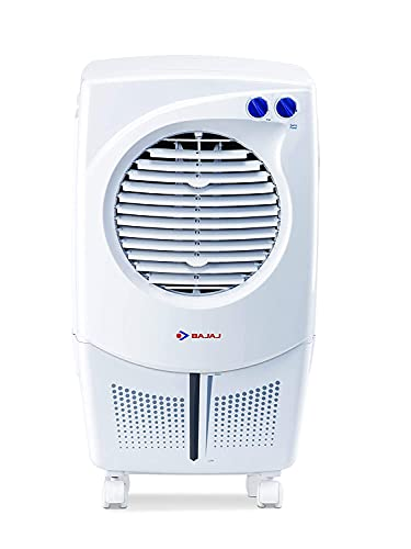 Bajaj PCF 25DLX 24-litres Personal Air Cooler White, for Medium Room