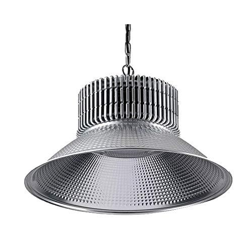 LED downlight Sliver LED UFO High Bay Lights Dimmable Ultra Slim Garage Light Light Tapa de ángulo de viga Lámpara industrial Área comercial Iluminación Luminaria para taller Fábrica Salón Almacén Áre