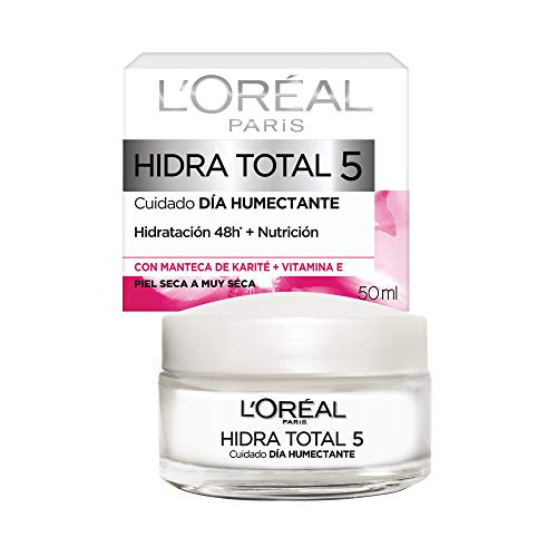 L'Oreal Paris Crema Hidratante Hidra Total 5, 50 ml