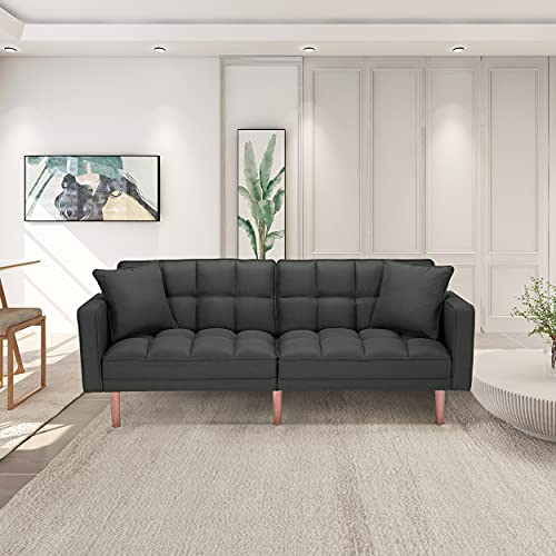 Loveseats Sofa Sleeper for Living Room - with Comfy...