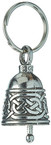 Hot Leathers BEA1040 Silver Celtic Guardian Bell