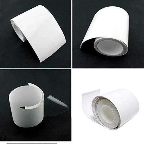 JiuRui DIY Verpackung 15 cm x 1/2/3/5 M Autoaufkleber Klar Transparence Film for Auto-Auto Hood Lackschutzfolie Vinyl Abziehbild-Auto-Zubehör (Größe : 15cm x 2M)