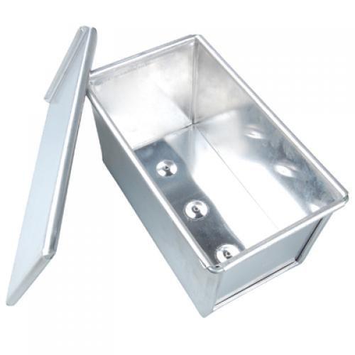 nalmatoionme Rechteck Sandwich Brot Aluminium Brot tin pan Box Backen W/COVER
