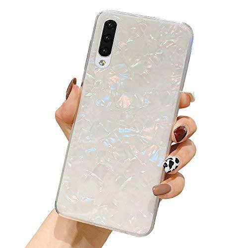 LLZ.COQUE Hülle für Samsung Galaxy A71 Case Muschel Handyhülle Ultradünn Schutzhülle Abdeckung Flexible TPU Bumper Case für Samsung Galaxy A71 Cover Anti Kratzer Mehrfarbig