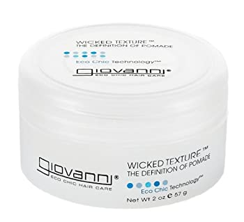 GIOVANNI- Eco Chic Wicked Texture- The Definition Of Pomade- Hair Texturizer  2 Ounce