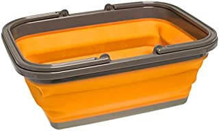 UST FlexWare Collapsible Sink with 2.25 Gal Wash Basin for Washing Dishes and Person During Camping