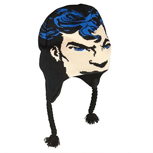 DC Comics I Am Superman Youth Laplander Beanie Hat