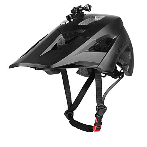 MOKFIRE Mountain Bike Helmet - Detachable Super...