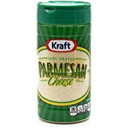 Kraft Real Grated Parmesan Cheese 227 Grams - Imported From Usa!
