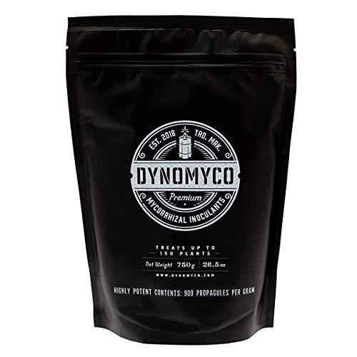 Senua Dynomyco Premium Mykorrhiza-Inokulanzien (100g und 750g erhältlich) (DYNOMYCO 750G)
