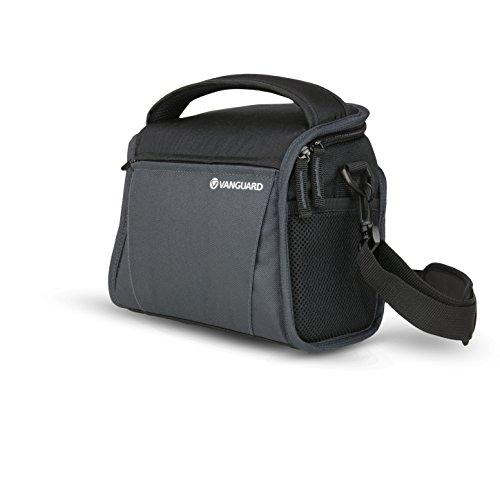 Vanguard Vesta Start 21 - Bolsa de Hombro para cámara réflex y Accesorios, 21x11x18cm, Color Negro y Gris