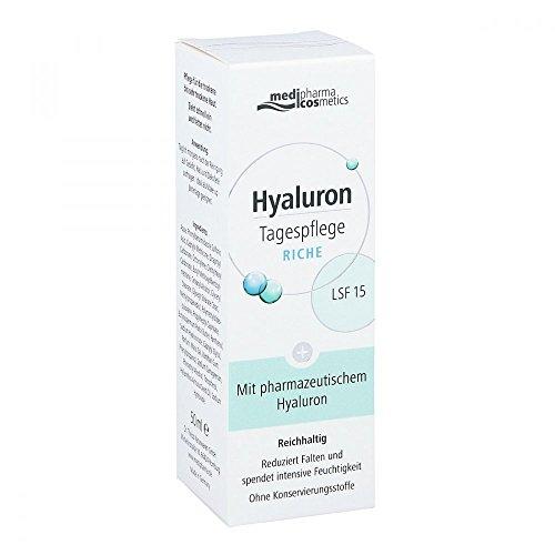 Hyaluron Tagespflege rich 50 ml