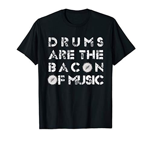 Drums T-Shirt Music Musical Inst...