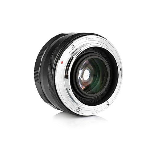 Meike 25mm f/1.8 groot diafragma groothoeklens handmatige scherpstellens voor Fujifilm X-mount spiegelloze camera's met APS-C