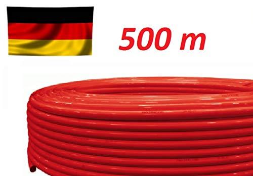 500m Rohr PE-RT Aluverbundrohr 16 x 2mm Fußbodenheizung Flächenheizung Heizung