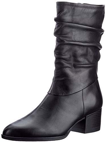 Tamaris Damen 1-1-25339-25 Stiefelette, schwarz, 39 EU
