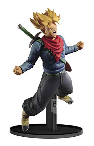 Ban Presto - Dragon Ball World Figure Colosseum Vol 6 Trunks 18 cm