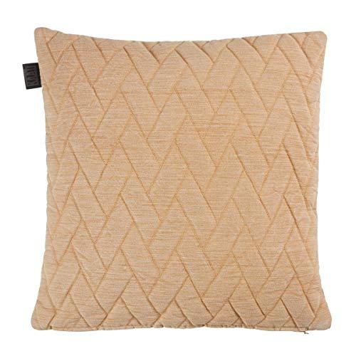 Kaat decoratief kussen Faded, 45 x 45 cm gevuld, zand