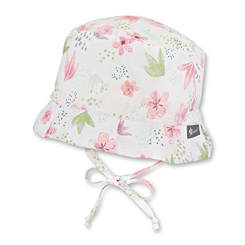 Sterntaler Baby-Mädchen Hut Mütze, Beige (Ecru 908), XXX-Groß (Herstellergröße: 45)