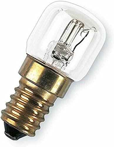 Bombilla de lámpara de horno, equivalente al número de pieza 300C E14 G & E (25 W) 41-GE-04